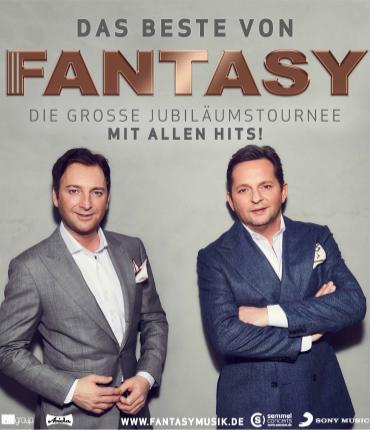 Die große Jubiläumstournee - Mit allen Hits!