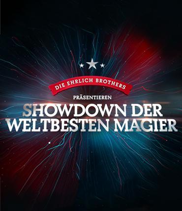 SHOWDOWN DER WELTBESTEN MAGIER - TV-AUFZEICHNUNG